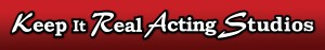 Keep It Real Acting logo