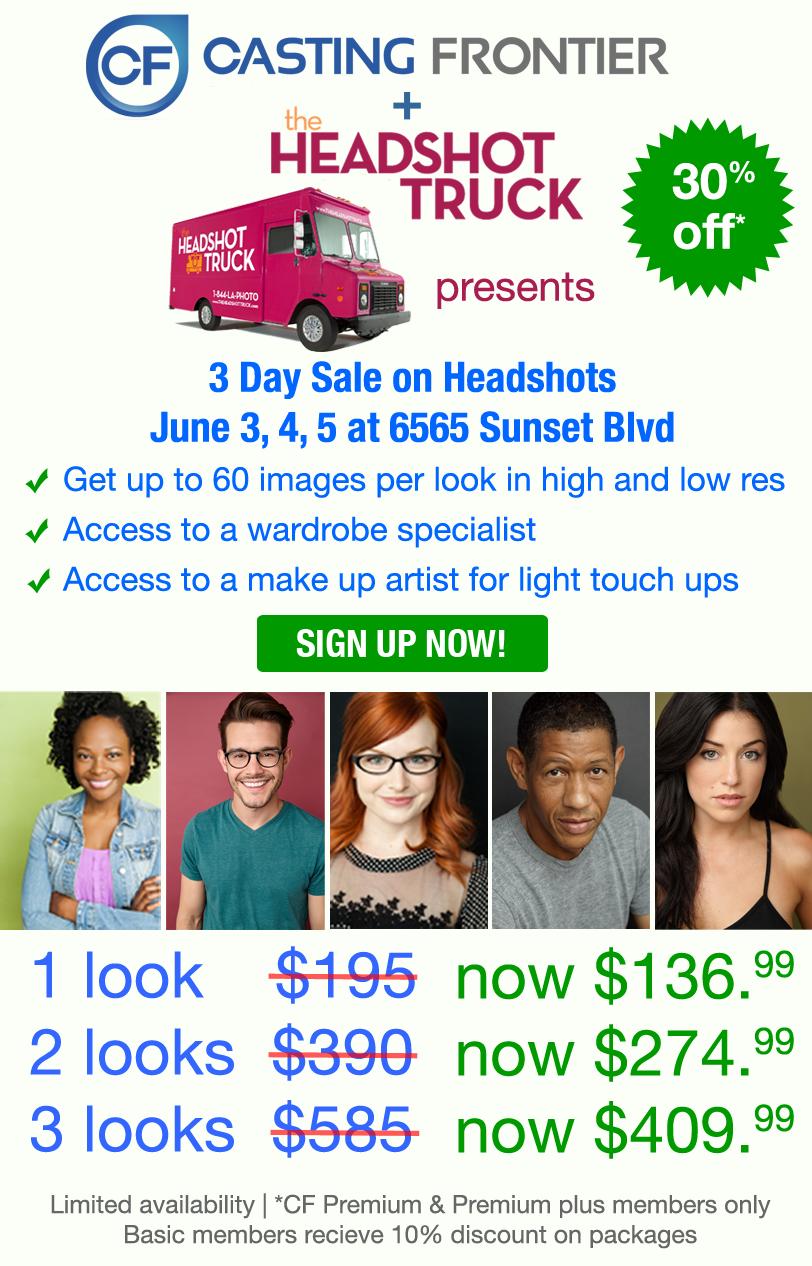 Headshot Sale