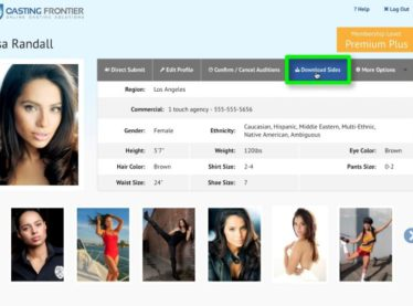 casting talent | find talent online profiles