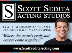 Scott Sedita Acting Studios