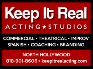 Keep It Reel Acting
