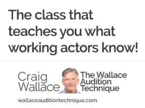 Talent Resources | Audition Technique | Casting Frontier