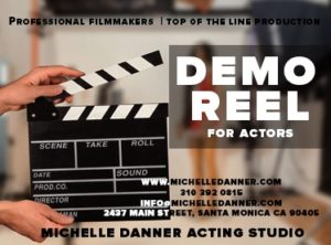 Michelle Danner demo reel