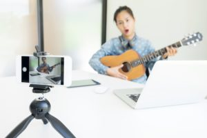 Video auditions