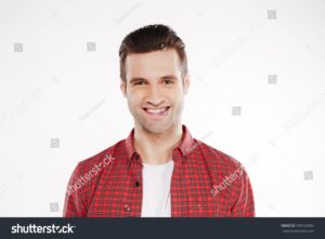 stock-photo-portrait-of-smiling-man-in-red-shirt-which-posing-in-studio-and-looking-at-camera-isolated-white-598162982