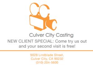 Culver City Casting