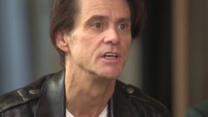 Jim Carrey Loses Himself on the Set of 'Man on the Moon'