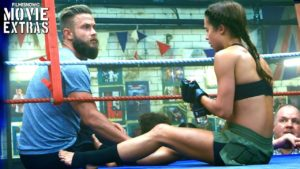 Tomb Raider Star Alicia Vikander's Training Video