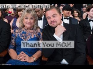 Oscar-Winning Actors Thank Their Mothers for Their Unconditional Love