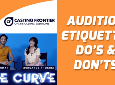 Audition Etiquette