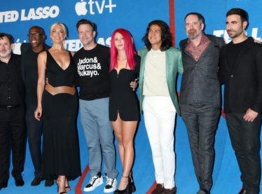 """Apple TV+'s """"Ted Lasso"""" Cast, Casting director Theo Park"""